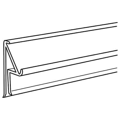 FFR Merchandising Angled Tag Molding, 1 1/4