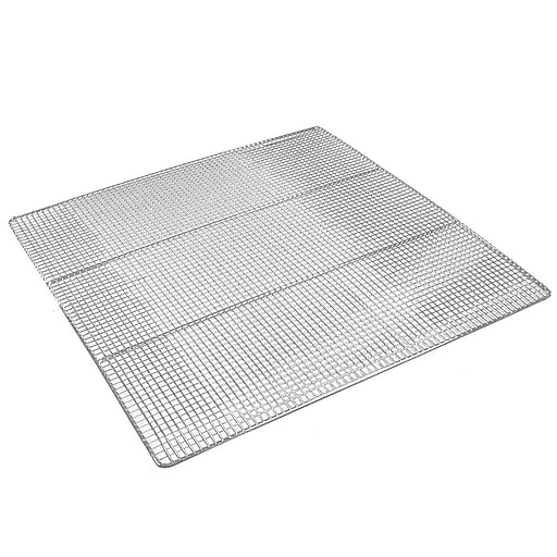 """FFR Merchandising Cooling Screen Without Feet, 23""""W x 23""""L, Mesh, 2/Pack (9922014518)"""
