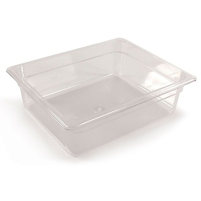 FFR Merchandising Cold Food Pans and Covers, 4