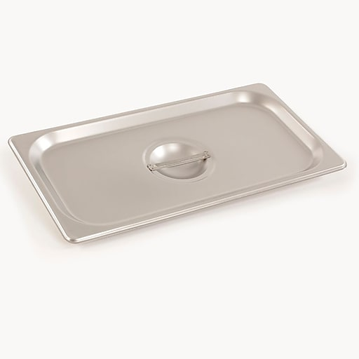 FFR Merchandising Stainless Steel Pans and Accessories, Third Cover, 2/Pack (9922511422)