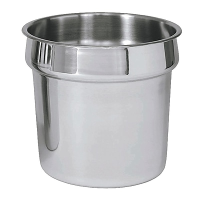 FFR Merchandising Soup Pots And Covers, 11-1/4