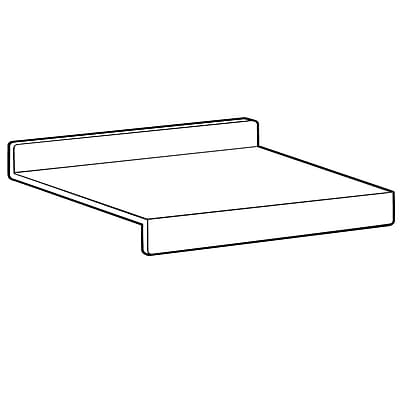 FFR Merchandising Slatwall Shelf, 14