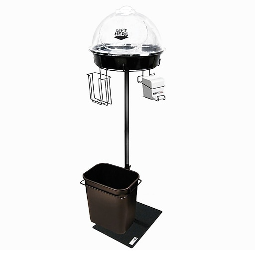 "FFR Merchandising Floor Model Sampling Center, 35"" ADA Compliant, 10"" Diameter  (9923911875)"