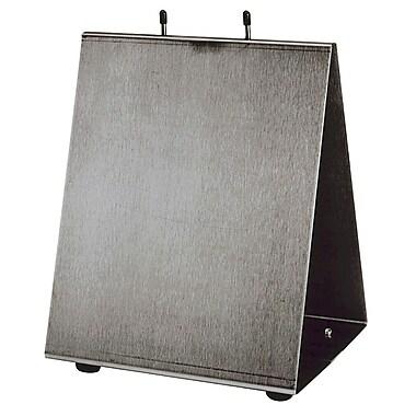 FFR Merchandising Deli Bag Dispenser, Stainless Steel (9925011097)