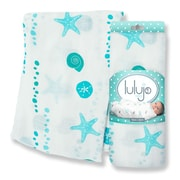 Lulujo - Couverte pour emmailloter bébé Bamboo