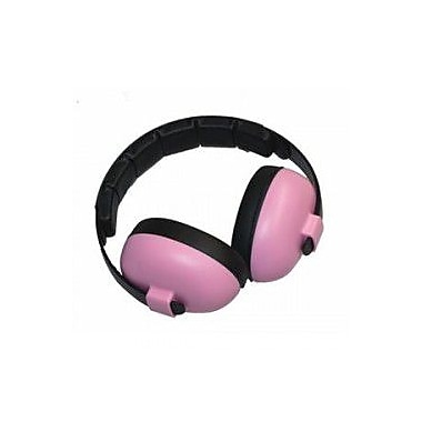 Baby Banz Ear Muffs 0-2 year, Pink
