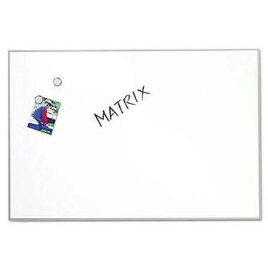 "Quartet® Matrix® Magnetic Dry-Erase Board, 34"" x 23"""