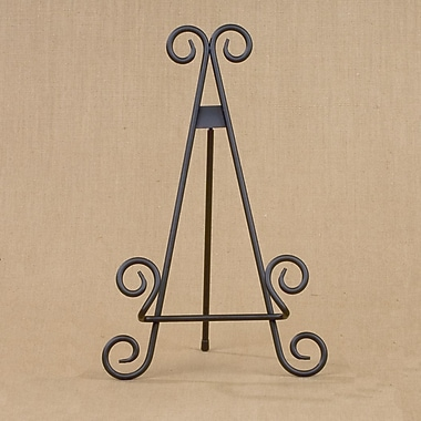 Tripar International Metal Table Scroll Easel, 13
