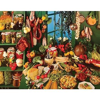 Springbok—Casse-tête Cuisine italienne, 500 morceaux