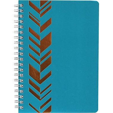 Hilroy Metallic Magic Notebook, 7