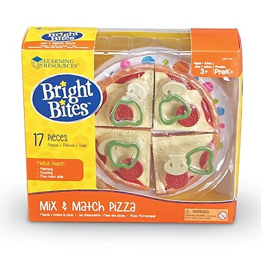 Learning Resources® Bright Bites Mix & Match Pizza, LER1472