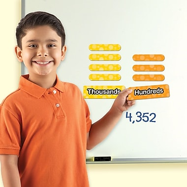 Learning Resources Giant Magnetic Place Value Set LER6649