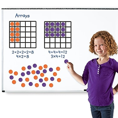 Learning Resources® Giant Magnetic Array Set LER6648