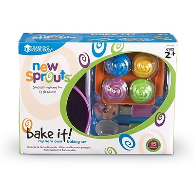 Learning Resources New Sprout® Bake It!