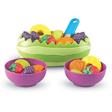 Learning Resources New Sprouts® Fresh Fruit Salad Set LER9268