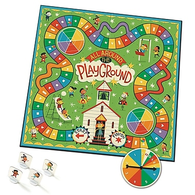 Learning Resources All Around The Playground™ Game LER3480