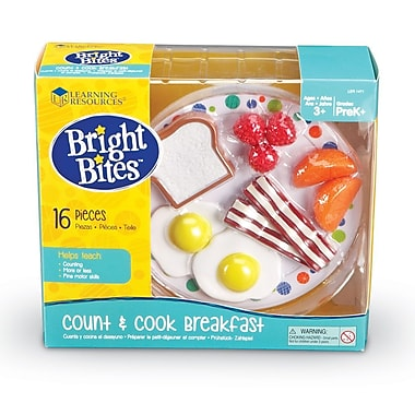 Learning Resources® Bright Bites Count & Cook Breakfast, LER1471