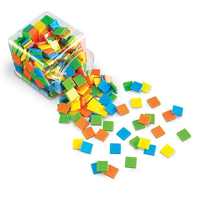Learning Resources Brights!™ Color Tiles LER3553