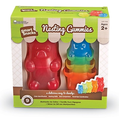 Learning Resources Smart Snacks® Nesting Gummies™ LER7354