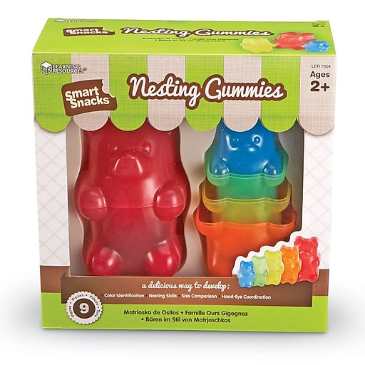 Smart Snacks Nesting Gummies™
