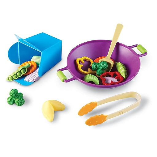 New Sprouts, Stir Fry Set, Plastic