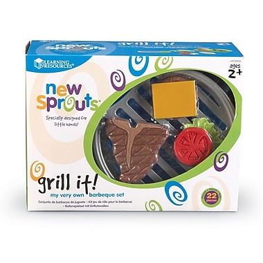 Learning Resources® New Sprouts Grill It! LER9260-D