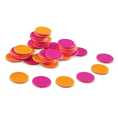Learning Resources® Brights! Two-Colour Counters LER3556