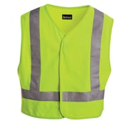 Bulwark  Hi-Visibility Flame-Resistant Safety Vest Yellow & Green, 5XL