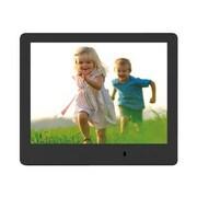 """ViewSonic 6.6""""L x 8""""W x 1.9""""D LED Digital Frame, Black, VFD820-50"""