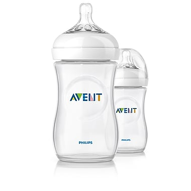 Avent Natural Bottle, 9oz., 2/Pack
