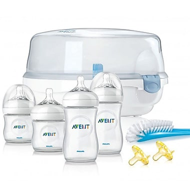 Avent Natural Essentials Feeding Set