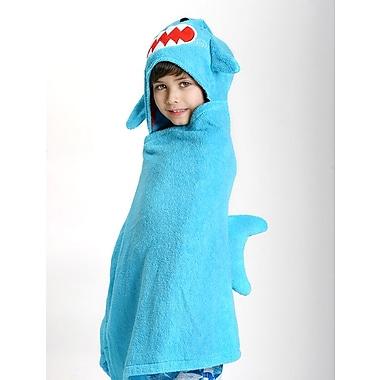 Zoocchini Toddler Towel, Sherman the Shark