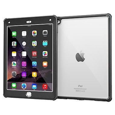 rOOCASE Glacier Tough TPU Armor Case Cover for iPad Air 2, Granite Black