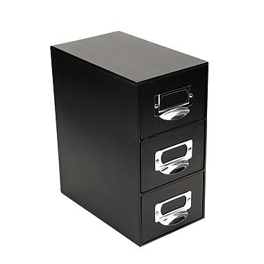 NeatLife – Tour à 3 tiroirs, noir