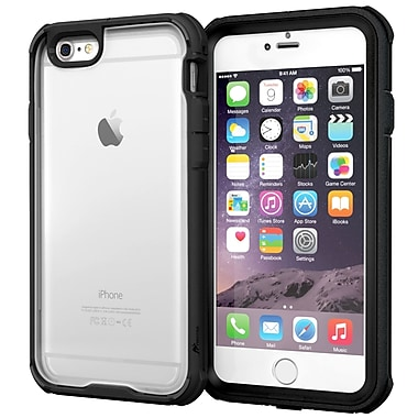 rOOCASE Glacier Tough Clear Back Full Body Armor Case Cover for 4.7