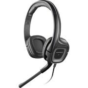 Plantronics Audio 355 79730-21 Wired Computer Headset, Black