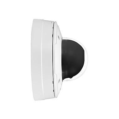 Axis Communications – Caméra réseau à dôme avec fil 0407-001, blanc