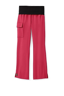 Medline Ocean ave Women XS Scrub Pants, Pink (5560PNKXS)