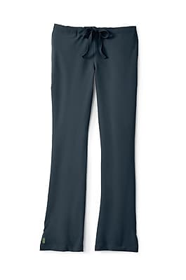Medline Melrose ave Women Small Tall Scrub Pants, Charcoal (5580CHRST)