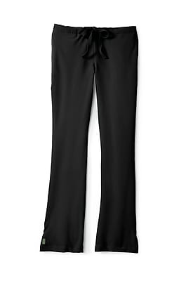 Medline Melrose ave Women Large Scrub Pants, Black (5580BLKL)