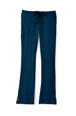 Medline Melrose ave Women Large Tall Petite Scrub Pants, Navy (5580NVYLT)