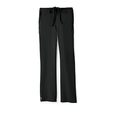 Medline Newport ave Unisex Small Scrub Pants, Black (5900BLKS)