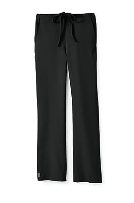 Medline Newport ave Unisex 2XL Scrub Pants, Black (5900BLKXXL)
