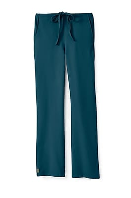 Medline Newport ave Unisex 2XL Scrub Pants, Caribbean Blue (5900CRBXXL)
