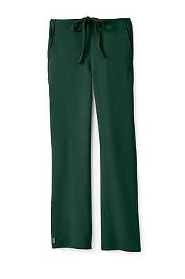 Medline Newport ave Unisex Large Scrub Pants, Hunter (5900HTRL)