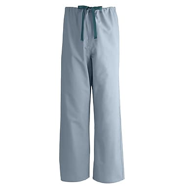 Medline PerforMAX Unisex XS Reversible Scrub Pants, Misty Green (800NTZXS-CM)
