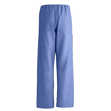 Medline ComfortEase Unisex 2XL Cargo Scrub Pants, Ceil Blue (950JTHXXL-CM)