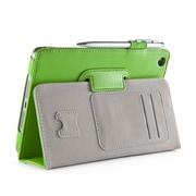 i-Blason MINI2-1F-GREEN Synthetic Leather Folio Case for Apple iPad Mini 3, Green