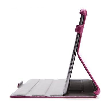 i-Blason IPAD5-H-MAGENTA Faux Leather Slim Folio Case for Apple iPad Air, Magenta