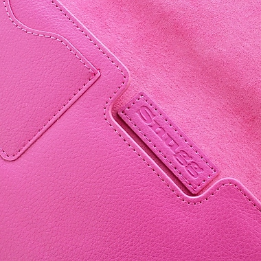 Snugg B00IYKKQ2A Polyurethane Leather Sleeve for Microsoft Surface Pro/Surface RT, Magenta Pink